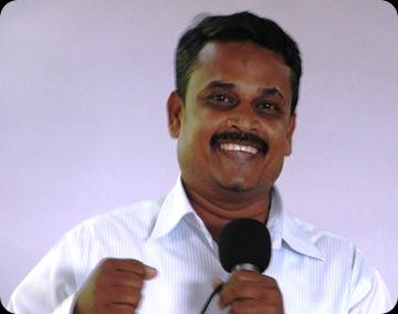Selvam teaching